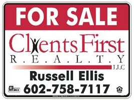 Russell Ellis with Client's First Realty